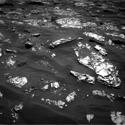 Nasa's Mars rover Curiosity acquired this image using its Right Navigation Camera on Sol 1754, at drive 2784, site number 64