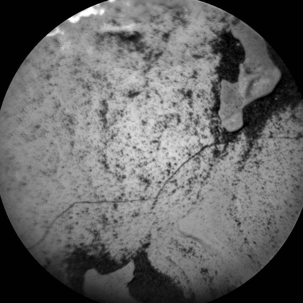 Nasa's Mars rover Curiosity acquired this image using its Chemistry & Camera (ChemCam) on Sol 1755, at drive 2790, site number 64