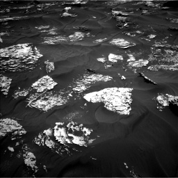 Nasa's Mars rover Curiosity acquired this image using its Left Navigation Camera on Sol 1781, at drive 2790, site number 64