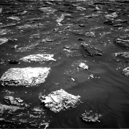 Nasa's Mars rover Curiosity acquired this image using its Left Navigation Camera on Sol 1781, at drive 2946, site number 64