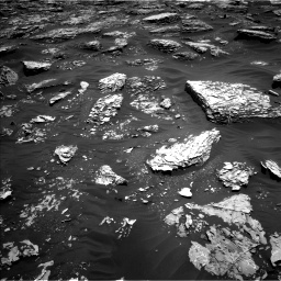 Nasa's Mars rover Curiosity acquired this image using its Left Navigation Camera on Sol 1781, at drive 3054, site number 64