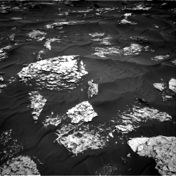 Nasa's Mars rover Curiosity acquired this image using its Right Navigation Camera on Sol 1781, at drive 2802, site number 64