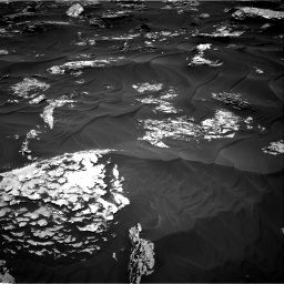 Nasa's Mars rover Curiosity acquired this image using its Right Navigation Camera on Sol 1781, at drive 2814, site number 64