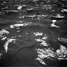 Nasa's Mars rover Curiosity acquired this image using its Right Navigation Camera on Sol 1781, at drive 2826, site number 64