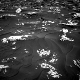 Nasa's Mars rover Curiosity acquired this image using its Right Navigation Camera on Sol 1781, at drive 2832, site number 64