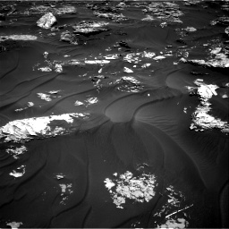 Nasa's Mars rover Curiosity acquired this image using its Right Navigation Camera on Sol 1781, at drive 2844, site number 64