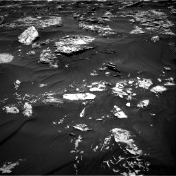 Nasa's Mars rover Curiosity acquired this image using its Right Navigation Camera on Sol 1781, at drive 2862, site number 64