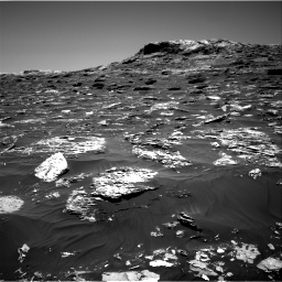 Nasa's Mars rover Curiosity acquired this image using its Right Navigation Camera on Sol 1781, at drive 2868, site number 64