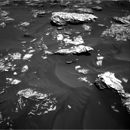 Nasa's Mars rover Curiosity acquired this image using its Right Navigation Camera on Sol 1781, at drive 2874, site number 64