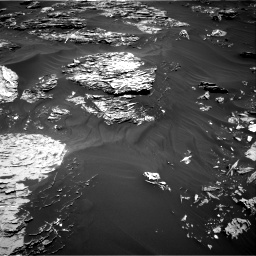 Nasa's Mars rover Curiosity acquired this image using its Right Navigation Camera on Sol 1781, at drive 2898, site number 64