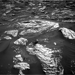 Nasa's Mars rover Curiosity acquired this image using its Right Navigation Camera on Sol 1781, at drive 2922, site number 64
