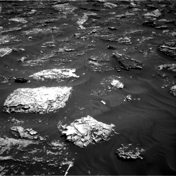 Nasa's Mars rover Curiosity acquired this image using its Right Navigation Camera on Sol 1781, at drive 2952, site number 64