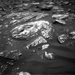 Nasa's Mars rover Curiosity acquired this image using its Right Navigation Camera on Sol 1781, at drive 2976, site number 64