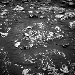 Nasa's Mars rover Curiosity acquired this image using its Right Navigation Camera on Sol 1781, at drive 3000, site number 64