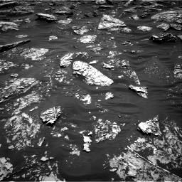 Nasa's Mars rover Curiosity acquired this image using its Right Navigation Camera on Sol 1781, at drive 3018, site number 64