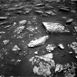 Nasa's Mars rover Curiosity acquired this image using its Right Navigation Camera on Sol 1781, at drive 3048, site number 64