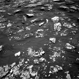 Nasa's Mars rover Curiosity acquired this image using its Right Navigation Camera on Sol 1781, at drive 3066, site number 64