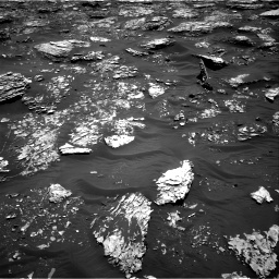 Nasa's Mars rover Curiosity acquired this image using its Right Navigation Camera on Sol 1781, at drive 3078, site number 64