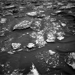 Nasa's Mars rover Curiosity acquired this image using its Right Navigation Camera on Sol 1781, at drive 3084, site number 64