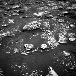 Nasa's Mars rover Curiosity acquired this image using its Right Navigation Camera on Sol 1781, at drive 3090, site number 64