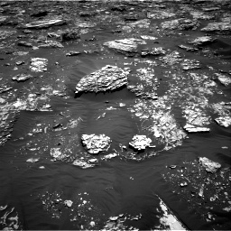 Nasa's Mars rover Curiosity acquired this image using its Right Navigation Camera on Sol 1781, at drive 3096, site number 64