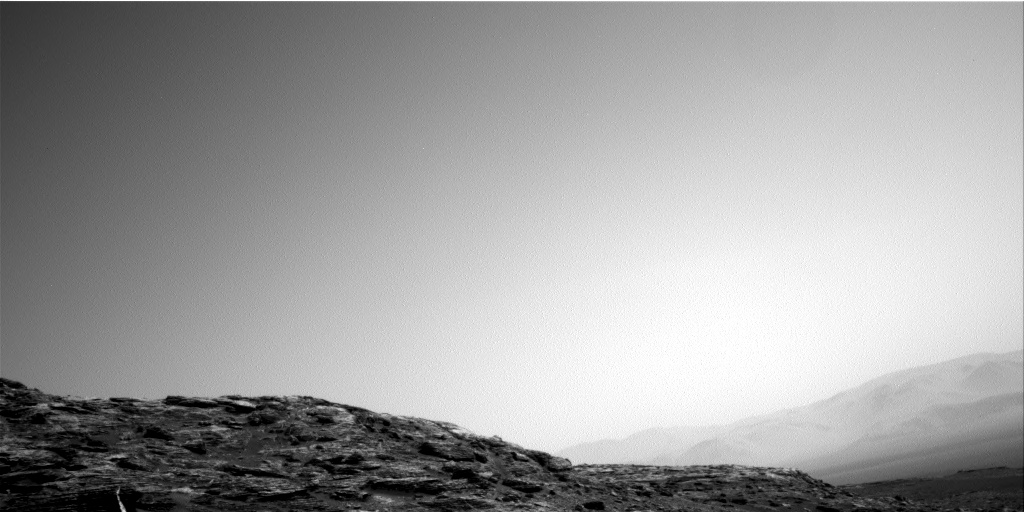 Nasa's Mars rover Curiosity acquired this image using its Right Navigation Camera on Sol 1781, at drive 0, site number 65