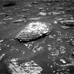 Nasa's Mars rover Curiosity acquired this image using its Right Navigation Camera on Sol 1782, at drive 36, site number 65
