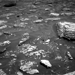 Nasa's Mars rover Curiosity acquired this image using its Right Navigation Camera on Sol 1782, at drive 60, site number 65