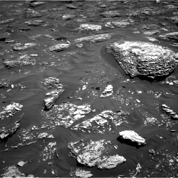 Nasa's Mars rover Curiosity acquired this image using its Right Navigation Camera on Sol 1782, at drive 78, site number 65