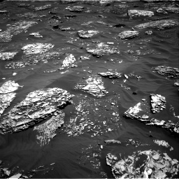 Nasa's Mars rover Curiosity acquired this image using its Right Navigation Camera on Sol 1782, at drive 90, site number 65