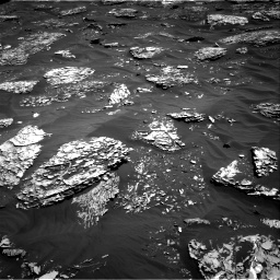 Nasa's Mars rover Curiosity acquired this image using its Right Navigation Camera on Sol 1782, at drive 96, site number 65