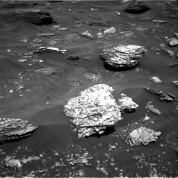 Nasa's Mars rover Curiosity acquired this image using its Right Navigation Camera on Sol 1782, at drive 138, site number 65