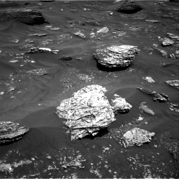 Nasa's Mars rover Curiosity acquired this image using its Right Navigation Camera on Sol 1782, at drive 144, site number 65