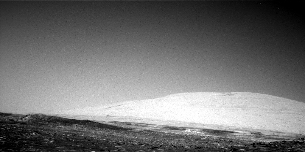 Nasa's Mars rover Curiosity acquired this image using its Right Navigation Camera on Sol 1782, at drive 156, site number 65