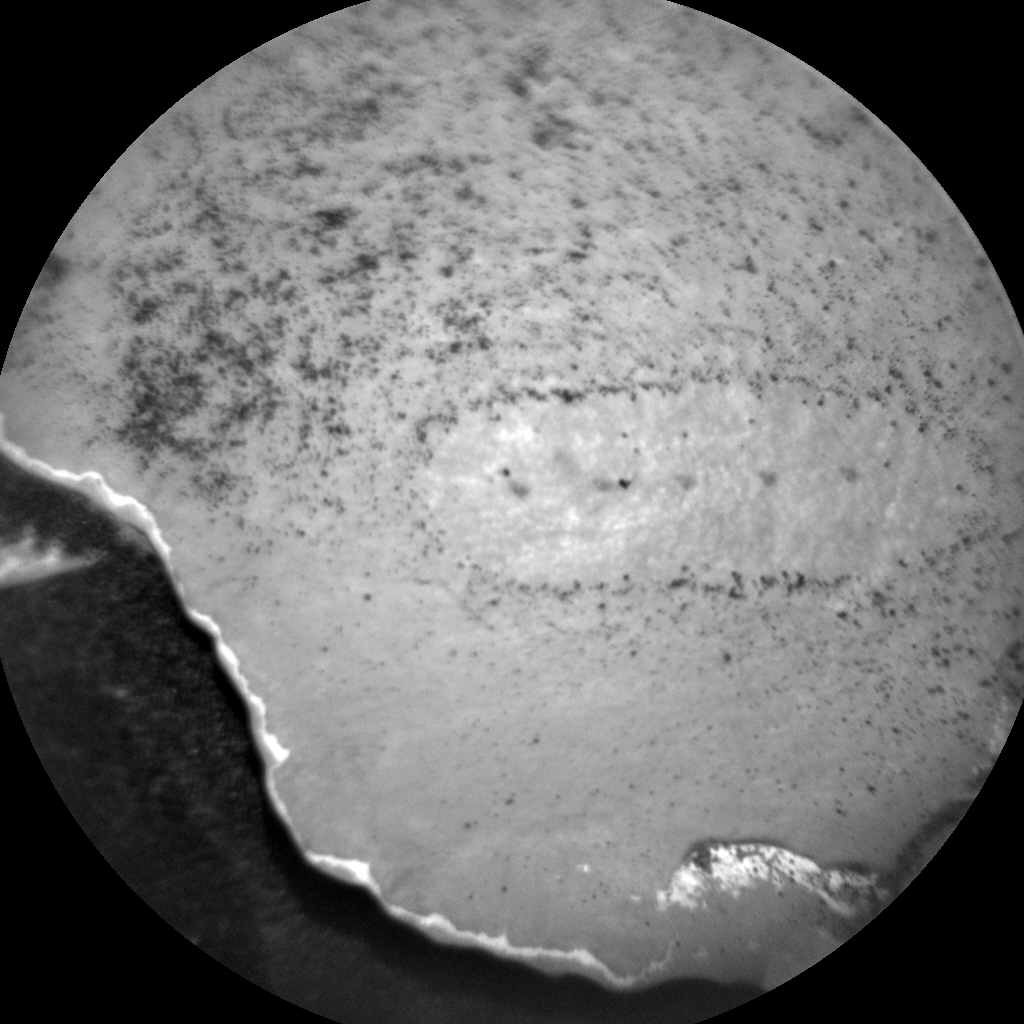 Nasa's Mars rover Curiosity acquired this image using its Chemistry & Camera (ChemCam) on Sol 1782, at drive 0, site number 65