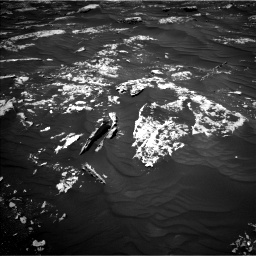Nasa's Mars rover Curiosity acquired this image using its Left Navigation Camera on Sol 1785, at drive 228, site number 65