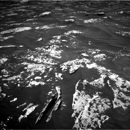 Nasa's Mars rover Curiosity acquired this image using its Left Navigation Camera on Sol 1785, at drive 234, site number 65