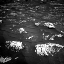 Nasa's Mars rover Curiosity acquired this image using its Left Navigation Camera on Sol 1785, at drive 282, site number 65