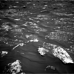 Nasa's Mars rover Curiosity acquired this image using its Left Navigation Camera on Sol 1785, at drive 294, site number 65