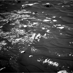 Nasa's Mars rover Curiosity acquired this image using its Left Navigation Camera on Sol 1785, at drive 366, site number 65