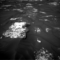 Nasa's Mars rover Curiosity acquired this image using its Left Navigation Camera on Sol 1785, at drive 408, site number 65
