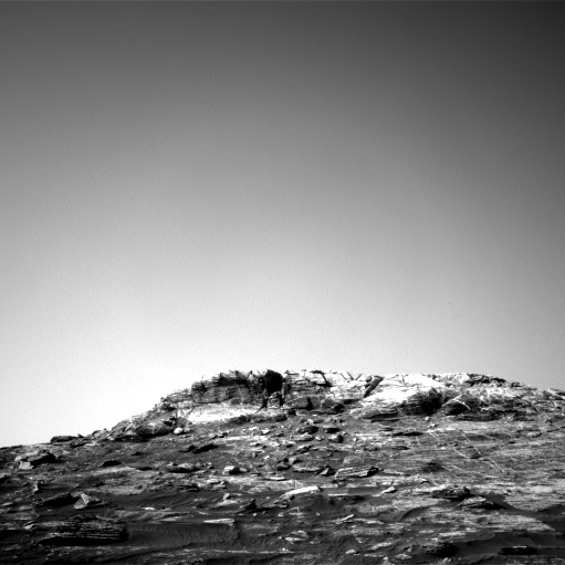 Nasa's Mars rover Curiosity acquired this image using its Right Navigation Camera on Sol 1785, at drive 156, site number 65