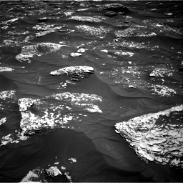 Nasa's Mars rover Curiosity acquired this image using its Right Navigation Camera on Sol 1785, at drive 162, site number 65