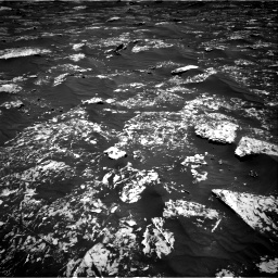 Nasa's Mars rover Curiosity acquired this image using its Right Navigation Camera on Sol 1785, at drive 180, site number 65