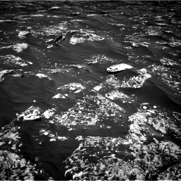 Nasa's Mars rover Curiosity acquired this image using its Right Navigation Camera on Sol 1785, at drive 198, site number 65