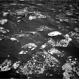 Nasa's Mars rover Curiosity acquired this image using its Right Navigation Camera on Sol 1785, at drive 204, site number 65