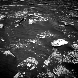 Nasa's Mars rover Curiosity acquired this image using its Right Navigation Camera on Sol 1785, at drive 210, site number 65