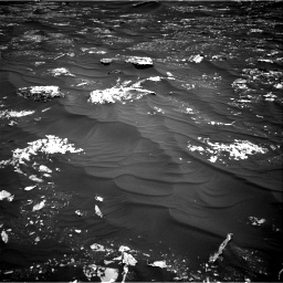 Nasa's Mars rover Curiosity acquired this image using its Right Navigation Camera on Sol 1785, at drive 258, site number 65