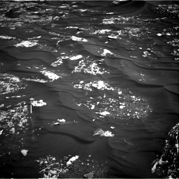 Nasa's Mars rover Curiosity acquired this image using its Right Navigation Camera on Sol 1785, at drive 318, site number 65