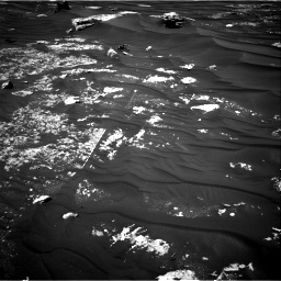 Nasa's Mars rover Curiosity acquired this image using its Right Navigation Camera on Sol 1785, at drive 366, site number 65